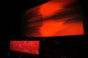 BIONICS. Audiovisual performance and installation VERSUS, 2013