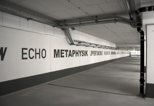 "Konsortium ""Underground"", 2010 Permanent installation.  Museum Folkwang, Essen. Photo: Konsortium, 2009"