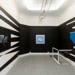 "Konsortium, exhibition view ""Fortschritt durch Technik"" Tenderpixel, London Photo: Konsortium, 2013"
