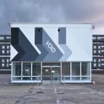 """Konsortium """"Void"""", 2013 Exhibition view """"Gestern die Stadt von morgen"""", Urbane Künste Ruhr in cooperation with Skulpturenmuseum Glaskasten Marl Photo: Konsortium, 2014"""