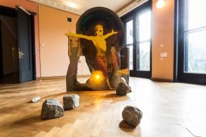 Lothar Hempel, Rūgštis ir Geležis, 2011. Anton Kern Gallery (New York) nuosavybė. Foto: Remio Ščerbausko