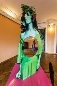 Lothar Hempel, Baccha Paranoika, 2009. Anton Kern Gallery (New York) nuosavybė. Foto: Remio Ščerbausko