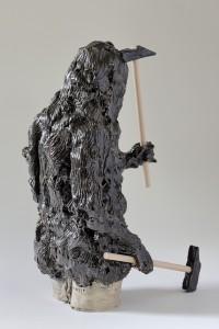 Audrius Janušonis. Iš ciklo KAUNO POETAMS / Fromcycle FOR THE POETS OF KAUNAS, 2015.