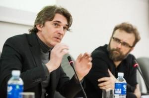 Susitikimas su Nicolas Bourriaud