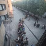 Public opening. Photo: Remis Ščerbauskas